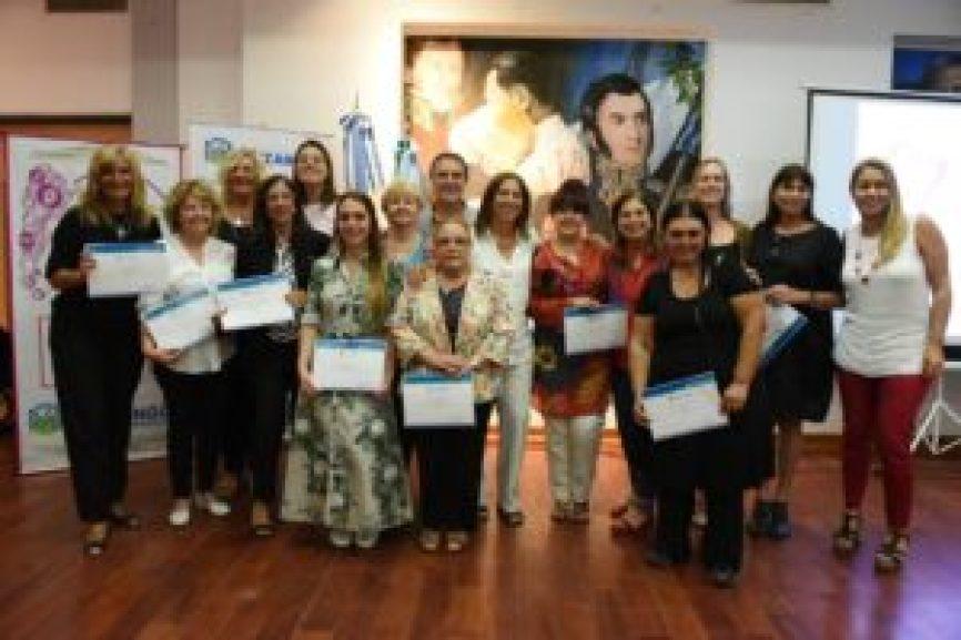 Las 'Mujeres en marcha' del 2019