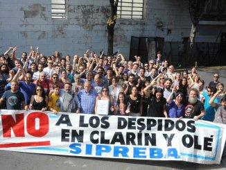 Despidos en Clarín