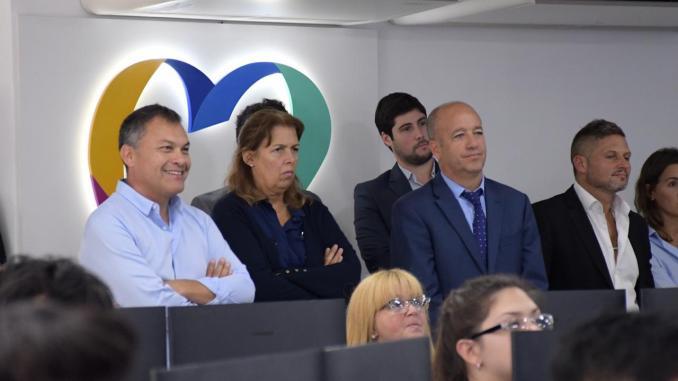 Centro de Monitoreo en Moreno
