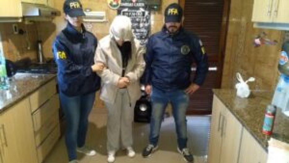 Secuestradores en Ituzaingó