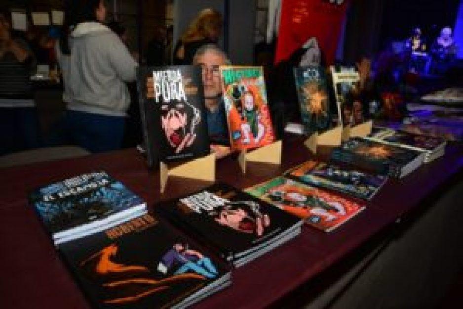 Comics en Hurlingham
