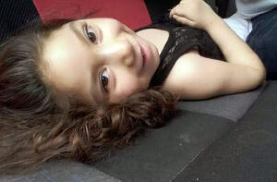 Luján-Nena con parálisis