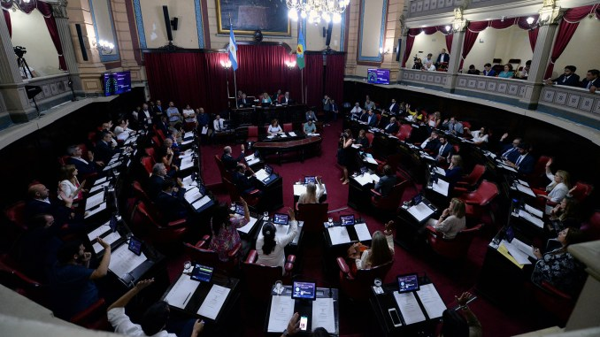 Senado provincial