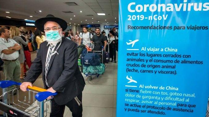 confirman coronacirus en argentina