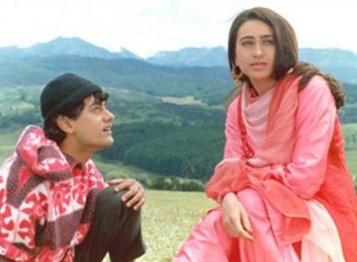 Karishma Kapoor in Raja Hindustani