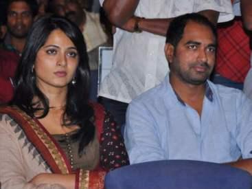 Anushka Shetty With Krish