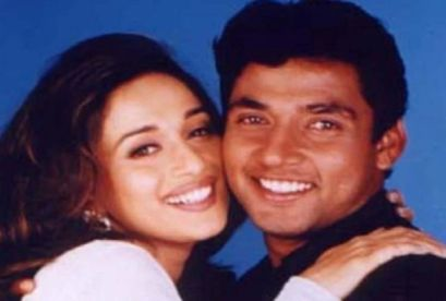 Madhuri Dixit With Ajay Jadeja