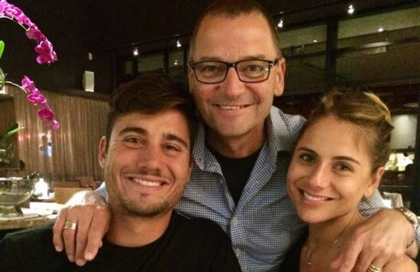 Marcus Stoinis Family
