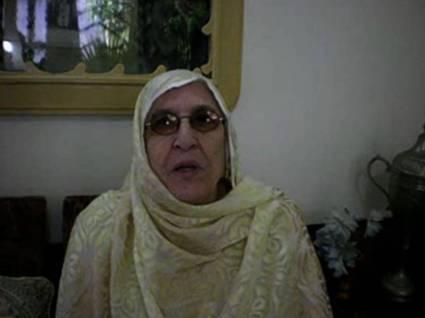 Misbah-Ul-Haq His Mother