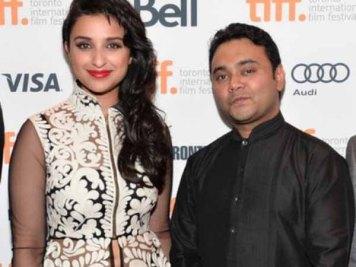 Parineeti Chopra With Maneesh Sharma