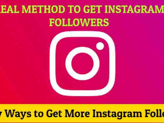 7 New Ways to Get More Instagram Followers