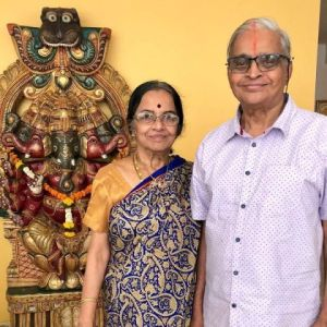 R. Madhavan His Father And Mother