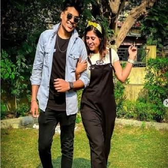 Shivani Kapila With Umesh Saini