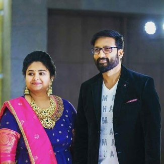 Tottempudi Gopichand With Reshma