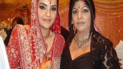 Vijeeta Deol With Ajeeta Deol