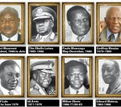 Uganda 50yrs of independence