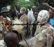 Bagisu Ritual dance
