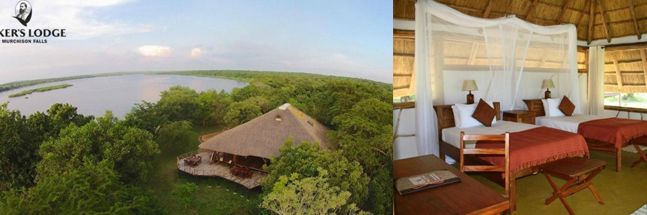 Bakers Lodge - accommodation in murchison falls np