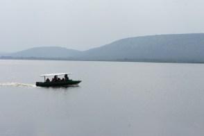 Fishing in Lake Mburo National Park in Uganda tour