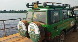 4X4 Ordinary Land cruisers For Hire/Rent in Uganda