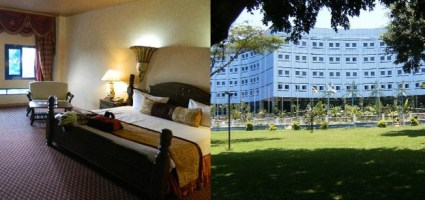 Imperial Resort Beach Hotel- luxury accommodation in uganda