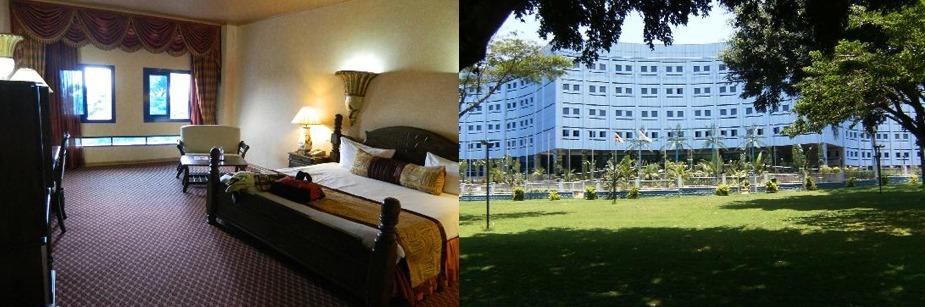 Imperial Resort Beach Hotel- luxury accommodation in uganda