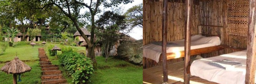 Lacam Lodge -accommodation in sipi area