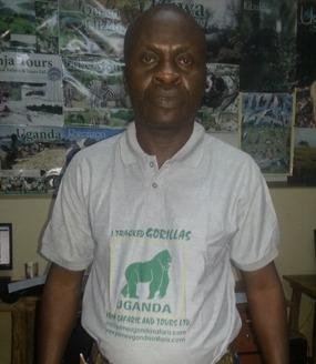 Ssebanja Joseph - prime safaris tour guide