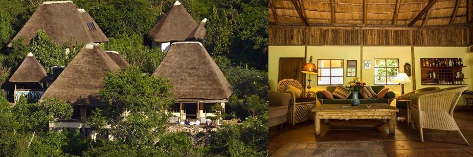 Volcanoes Safaris Bwindi luxury Lodge