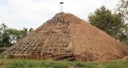Wamala-tomb in uganda
