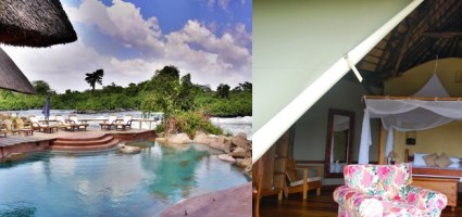 Wild Waters Lodge - accommodation in jinja