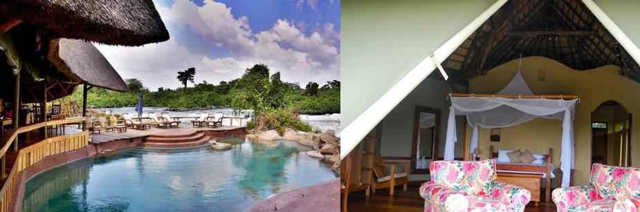 Wild Waters Lodge - accommodation in jinja