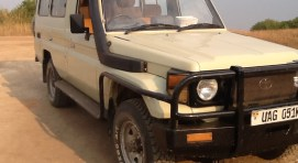4X4 Ordinary Land cruisers For Hire/Rent in Uganda, Land cruisers for rent in Kampala