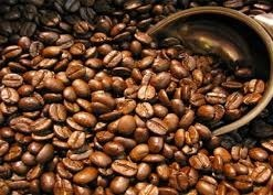 coffee beans - uganda