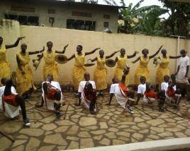 a cultural event in uganda