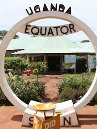 Uganda equator-kyabwe