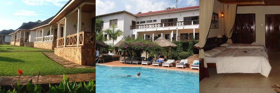 jinja nile resort - Safari Lodges in Jinja