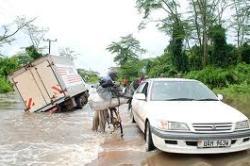 kasese Rivers flood