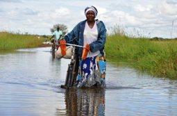 kasese roads flood