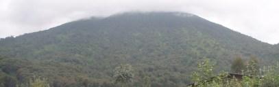 mount Bisoke- rwanda safaris