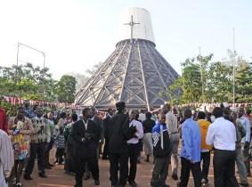 Uganda martyrs shrine namugongo- uganda