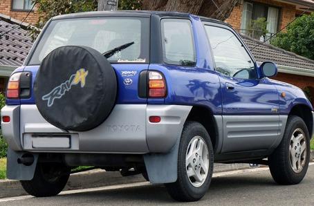 4x4 RAV4 Rentals in Uganda Kampala, Toyota RAV4 SUV Hire in Uganda Self Drive