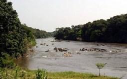 river semliki-uganda