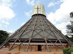 Uganda Martyrs shrine Namugongo