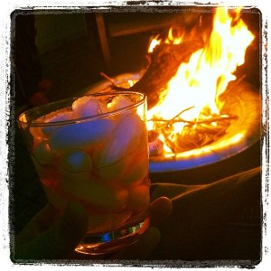 Whiskey By The Campfire