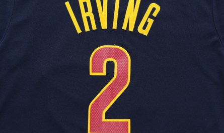 Kyrie Irving Cleveland Jersey 2