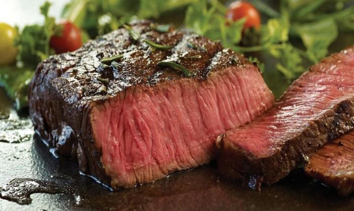 Steak Feature