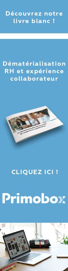 Livre blanc sur la dématérialisation RH et l'expérience collaborateur