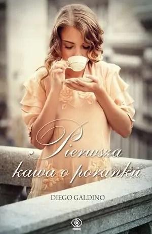 pierwsza kawa o poranku