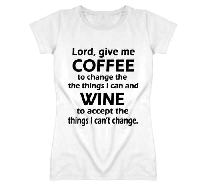 Panie daj mi kawy, Pani daj mi wina.,